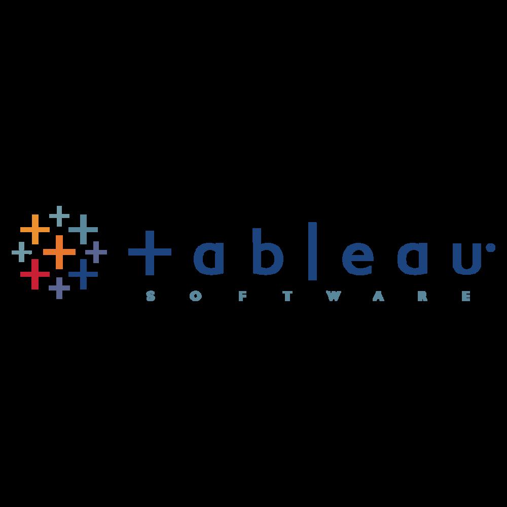 Tableau logo | LinkPoint 360 customer