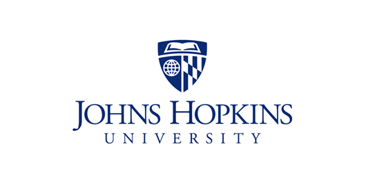 Johns Hopkins University logo | LinkPoint360 Customers