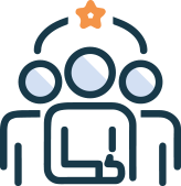 Customer Success Icon | Why LinkPoint360