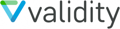 Validity logo | LinkPoint360 Salesforce Partners